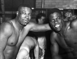 Bill Willis - Marion Motley and Willis (right) were two of the first African-American professional football players in the modern era.