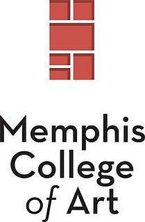 Memphis College of Art private college of art and design in Memphis, Tennessee