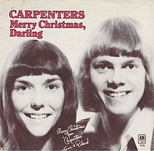 Merry Christmas Darling: Carpenters' Christmas 2020 Merry Christmas Darling   Wikipedia