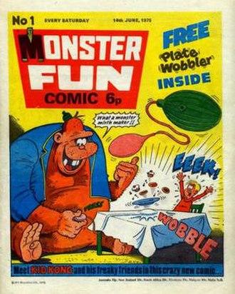 Monster Fun - Image: Monster Fun 01