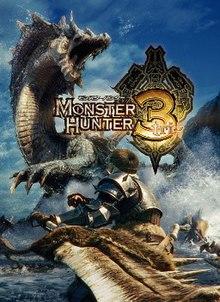 Monster Hunter Tri - Wikipedia