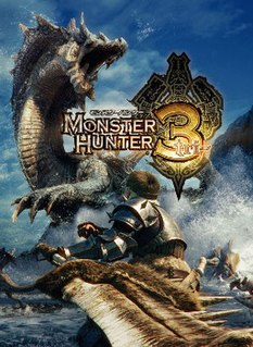 <i>Monster Hunter Tri</i> 2009 video game