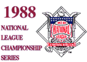 1988 National League Championship Series - Image: NL PS 4774