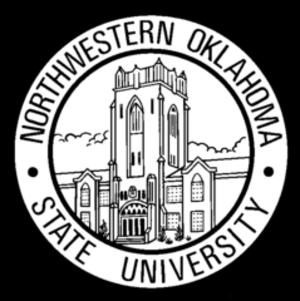 Northwestern Oklahoma State University - Image: NWOSU seal