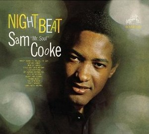 Night Beat (album) - Image: Night Beat cover