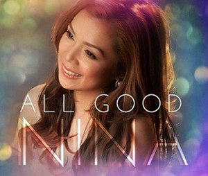All Good (album) - Image: Nina All Good
