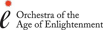 Orchestra of the Age of Enlightenment - The logo of the Orchestra of the Age of Enlightenment