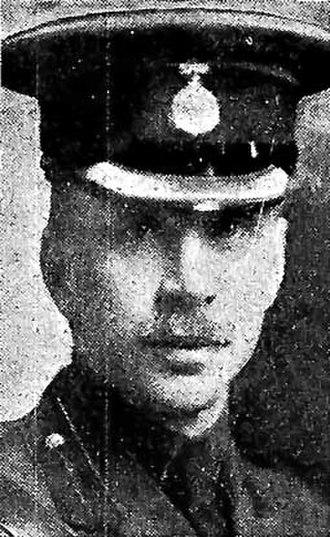 Oliver Mowat Biggar - O.M. Biggar, c. 1917-1918