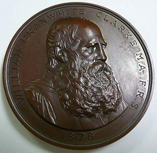 Clarke Medal award