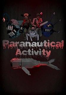 <i>Paranautical Activity</i> 2014 video game