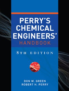 <i>Perrys Chemical Engineers Handbook</i>