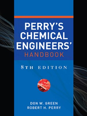 Perry's Chemical Engineers' Handbook - Image: Perryhandbuk