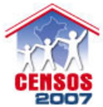 2007 Peru Census - Census Logo