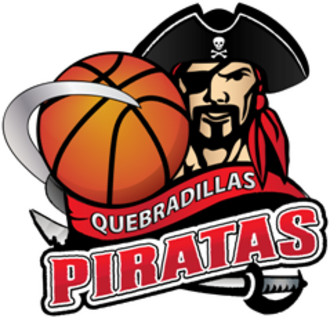 Piratas de Quebradillas - Image: Pirateslogoteam