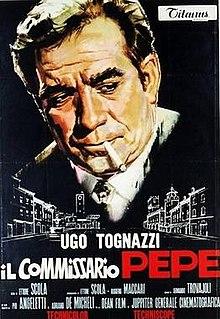 <i>Police Chief Pepe</i> 1969 film by Ettore Scola