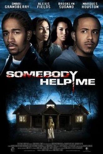 Somebody Help Me (film) - Film poster