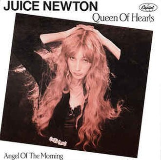 Queen of Hearts (Hank DeVito song) - Image: Queen of Hearts Juice Newton (1981 Netherlands release)