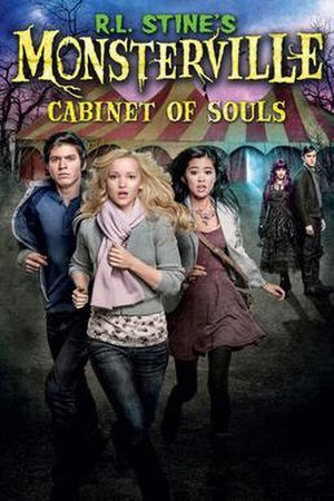 R.L. Stine's Monsterville: Cabinet of Souls - iTunes film poster
