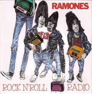 Do You Remember Rock 'n' Roll Radio? - Image: Ramones Do You Remember Rock 'n' Roll Radio cover