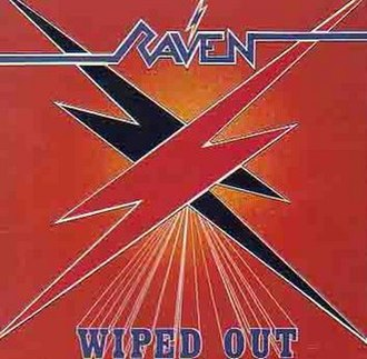 Wiped Out (Raven album) - Image: Raven Wiped Out
