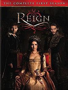 Reign Season 1 Wikipedia