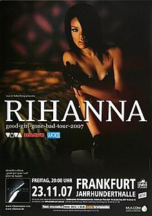 good girl gone bad and date chris brown essay But it was 2007's good girl gone bad that catapulted rihanna into icon status moving away from her caribbean music roots.