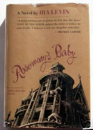 Rosemary's Baby (novel) - Cover of 1967 first edition