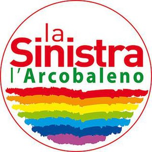 The Left – The Rainbow - Image: SINISTRA ARCOBALENO