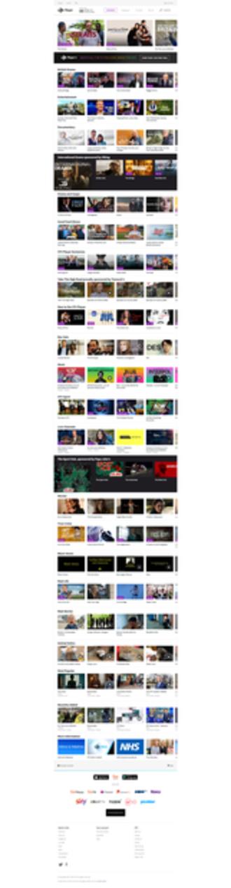 STV Player - Image: STV Player Screenshot