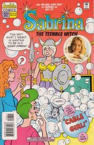 Zelda Spellman - Image: Sabrina 8 dec 1997