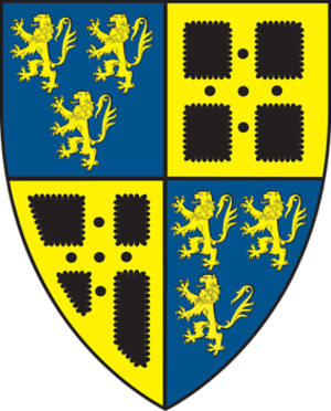 Saybrook College - Coat of arms of Saybrook College