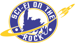 Sci-Fi on the Rock - Image: Sci Fi on the Rock New Logo
