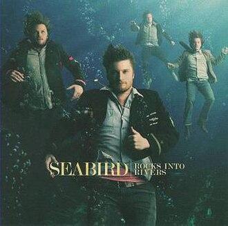 Rocks into Rivers - Image: Seabird Rocks into Rivers album Cover