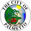 Official seal of Palmetto