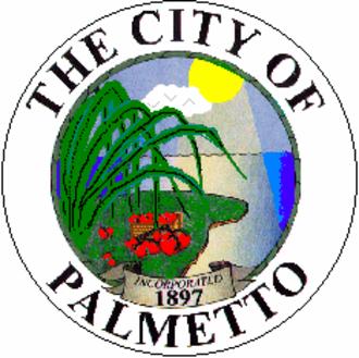 Palmetto, Florida - Image: Seal of Palmetto, Florida