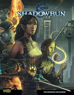 <i>Shadowrun</i> role-playing game