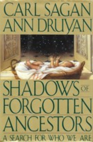 Shadows of Forgotten Ancestors (book) - Cover of the first edition