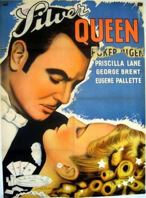 Silver Queen - Theatrical poster