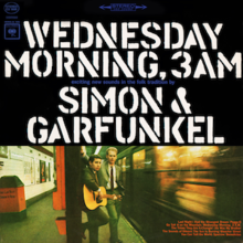 Simon & Garfunkel, Wednesday Morning, 3 A.M. (1964).png