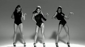 Single Ladies (Put a Ring on It) - Image: Single Ladies (Put a Ring on It) screenshot