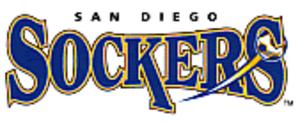 San Diego Sockers (2001–04) - Image: Sockers