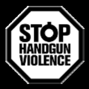 Stop Handgun Violence - Image: Stop Handgun Violence logo