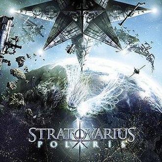 Polaris (Stratovarius album) - Image: Stratovarius Polaris cover
