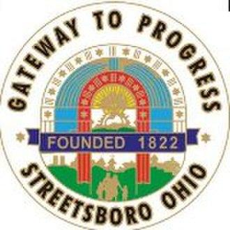 Streetsboro, Ohio - Image: Streetsboro Logo 2