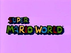 Super Mario World (TV series) - Wikipedia