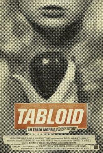 Tabloid (film) - Image: Tabloid