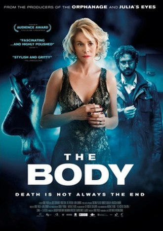 The Body (2012 film) - Theatrical poster