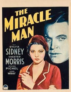 <i>The Miracle Man</i> (1932 film) 1932 film