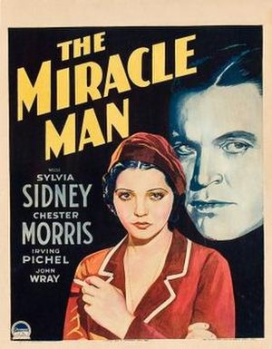 The Miracle Man (1932 film) - Film poster
