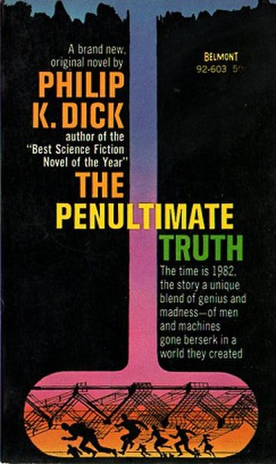Picture of a book: The Penultimate Truth